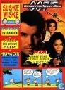 Comic Books - James Bond - Suske en Wiske weekblad 51