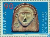 Postage Stamps - Switzerland [CHE] - Vindonissa 2000 years