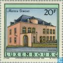 Timbres-poste - Luxembourg - Maisons Patric irlandais