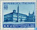 Postage Stamps - Italy [ITA] - Lateran Treaty