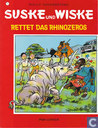 Comic Books - Willy and Wanda - Rettet das Rhinozeros