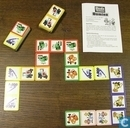 Board games - Domino (pictures) - Bob de Bouwer -  Domino