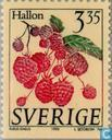 Postage Stamps - Sweden [SWE] - Fruits