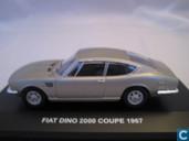 Model cars - Edison Giocattoli (EG) - Fiat Dino 2000 Coupé