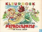 De wereldreis van Petroleentje en Pijpje Drop