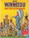 Comic Books - Winnetou en Old Shatterhand - Sans-Ear, de woudloper