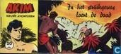 Comic Books - Akim - In het strüikgewas loert de dood