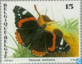 Postage Stamps - Belgium [BEL] - Butterflies