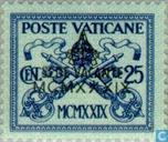 Postage Stamps - Vatican City - Death Pope Pius XI