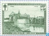 Timbres-poste - Belgique [BEL] - Sites