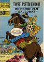 Comic Books - Kort maar... krachtig - De bende van Galloway