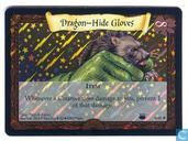 Trading cards - Harry Potter 3) Diagon Alley - Dragon-Hide Gloves