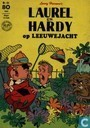 Comic Books - Laurel and Hardy - op leeuwejacht