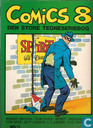 Strips - Bommel en Tom Poes - Comics 8 - Den store tegneseriebog