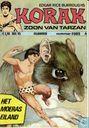 Comic Books - Korak - Het moeras eiland