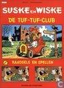 Strips - Suske en Wiske - De tuf-tuf-club