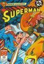 Strips - Superman [DC] - De man die president wilde worden