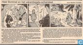 Comics - Bommel und Tom Pfiffig - Heer Bommel en het vakantiegate-schandaal