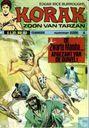 Strips - Korak - De Zwarte Mamba