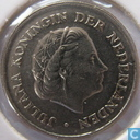 Coins - the Netherlands - Netherlands 10 cent 1969 (fish)