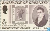 Timbres-poste - Guernesey - Thomas De La Rue