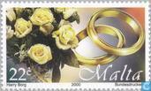 Postzegels - Malta - Feesten