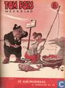Bandes dessinées - Bas en van der Pluim - 1947/48 nummer 43