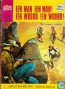 Strips - Lasso - Een man-een man! Een woord-een woord!