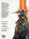Strips - Lanfeust van Troy - Kasteel Goud Azuur