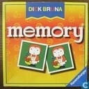 Board games - Memo (memory) - Dick Bruna Memory