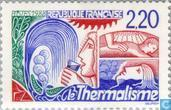 Timbres-poste - France [FRA] - Station thermale