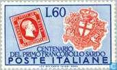 Postage Stamps - Italy [ITA] - Stamp Anniversary Sardinia