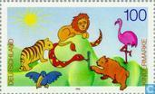 Postage Stamps - Germany, Federal Republic [DEU] - Children's Stamp