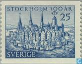 Postage Stamps - Sweden [SWE] - 700 years Stockholm