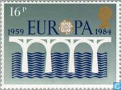 Postage Stamps - Great Britain [GBR] - Europe – Bridge