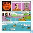 Comics - Bram - Roeit met eigen riemen