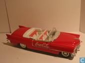 Voitures miniatures - Solido - Cadillac Eldorado Coca-Cola