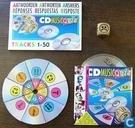 Jeux de société - CD Muziek Quiz - CD Muziek Quiz