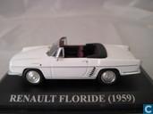 Voitures miniatures - Altaya - Renault Floride Spider