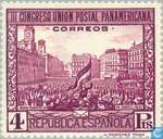 Briefmarken - Spanien [ESP] - Pan American Postal Union Congress