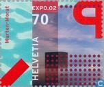 Timbres-poste - Suisse [CHE] - Expo '02