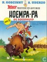 Bandes dessinées - Oumpah-Pah - Hoempa-Pa de roodhuid 1