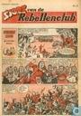 Strips - Sjors van de Rebellenclub (tijdschrift) - 1957 nummer  5