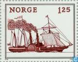 Briefmarken - Norwegen - Briefmarkenausstellung NORWEX 80