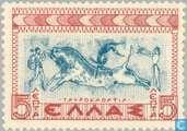 Postzegels - Griekenland - Griekse geschiedenis