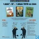 Comic Books - Tintin - Les 7 boules de cristal