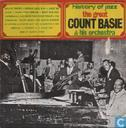 Disques vinyl et CD - Basie, Count - History of Jazz The Great COUNT BASIE & His Orchestra