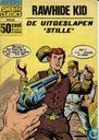 Comics - James Butler Hickok - De uitgeslapen 'stille'