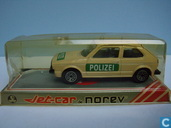 Model cars - Norev jetcar - Volkswagen Golf 'Polizei'