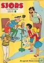 Strips - Sjors van de Rebellenclub (tijdschrift) - 1966 nummer  14
